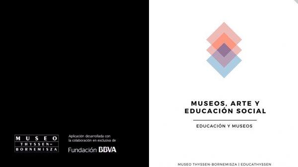 Museo, arte y educación social