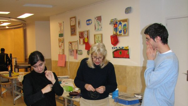 lootz1 - taller de artista -publico adulto - educathyssen
