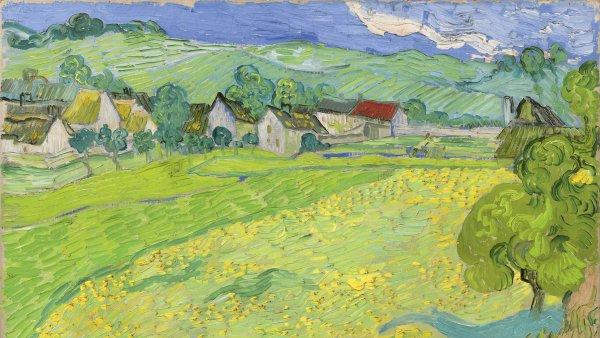 """Vincent Van Gogh """"Les Vessenots"""""""