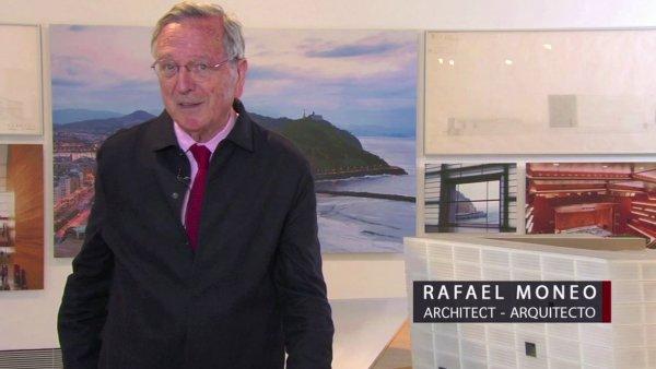 Exposición sobre Rafael Moneo