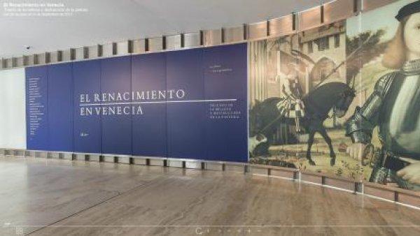 Exposición Renacimiento en Venecia