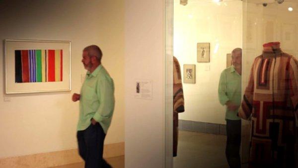 Lorenzo Caprile habla de Sonia Delaunay