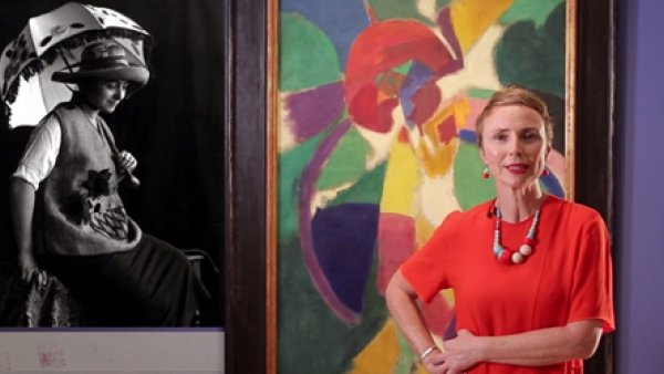 Helena Rohner habla de Sonia Delaunay