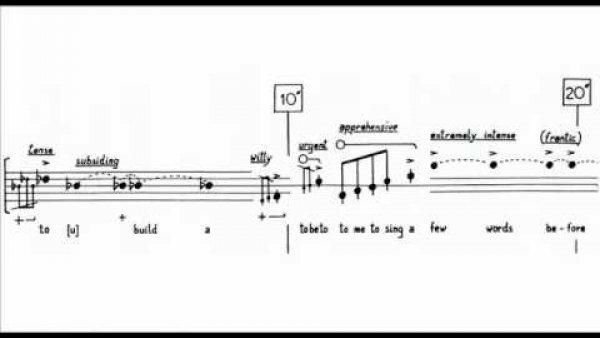 partitura - musarana - profesores y estudiantes - educathyssen