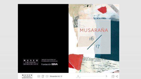 Musaraña Vol. IV