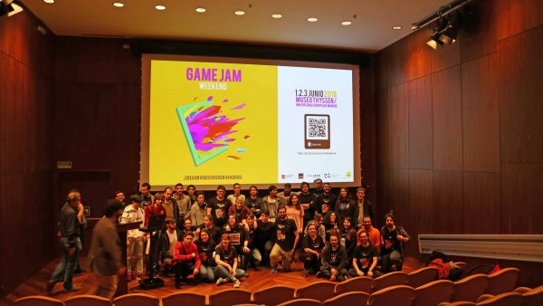 Game JAM weekend