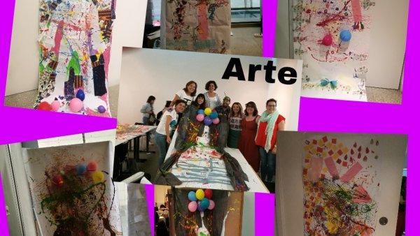 El arte como recurso educativo