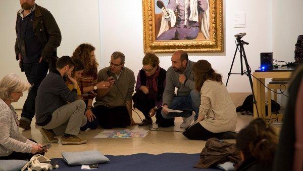 Un espacio para hablar: construyendo juntos el futuro de Musaraña