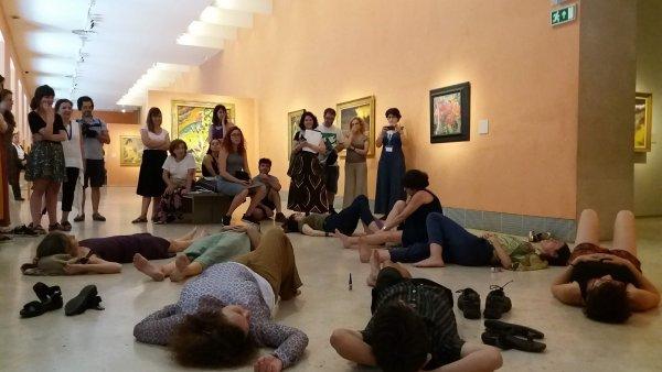 Epílogo del curso 'Más allá de las artistas'