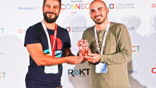 Premio 🏆 '¡¡¡GameDaily Connect 2019!!!