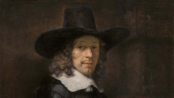 Narraciones gráficas: Rembrandt