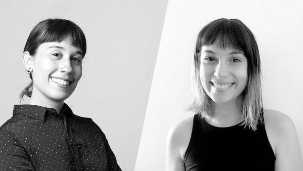 Conversación de Johanna Palmeyro y Ayelén Rodríguez con Luz Carvajal