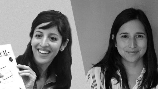 Conversación de Catalina Pavez y Sonia Gugolj con Luz Carvajal