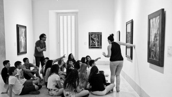 El museo en la escuela, la escuela en el museo