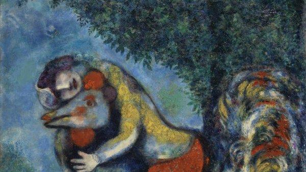 Marc Chagall en SAAC