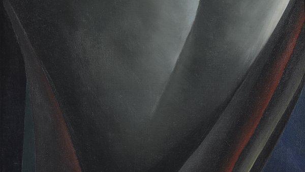Abstracción. Resplandor I. Georgia O'keeffe
