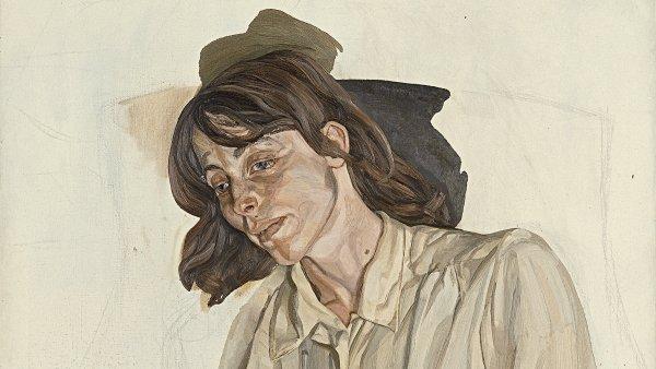 Último retrato. Lucian Freud