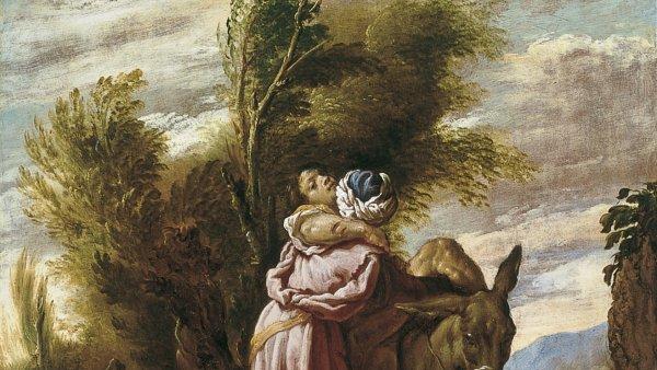 El Buen Samaritano. Domenico (taller) Fetti