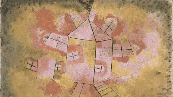 Casa giratoria, 1921, 183. Paul Klee