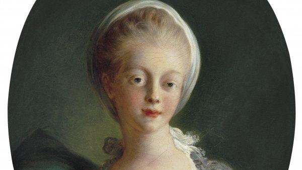 Retrato de joven dama. Jean-Honoré Fragonard