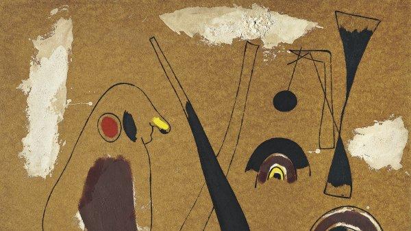 Pintura. Joan Miró