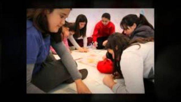 Musaraña: Mondrian y las matemáticas en el IES Sierra Minera, Murcia