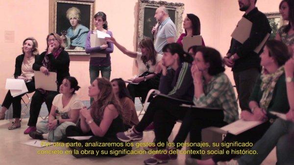 Musaraña: ¡Al salir de clase! Arte y Movimiento