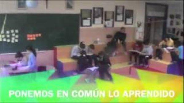 telon - video - musarana - profesores y estudiantes - educathyssen