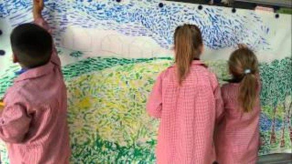Van Gogh - video - musarana - profesores y estudiantes - educathyssen