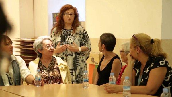 Proyecto Nosotras. Presentación
