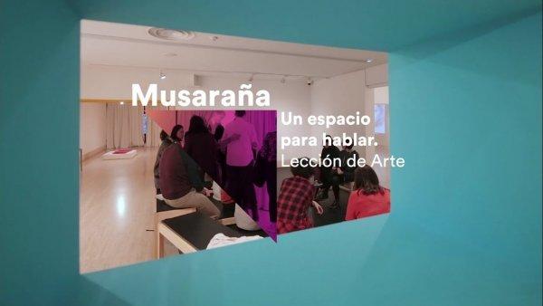 dialogos leccion_video_musarana_profesores_escuela_educathyssen