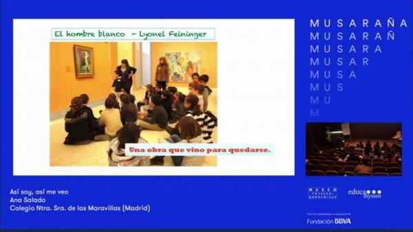 Musaraña / Ana Salado: Así soy, así me veo