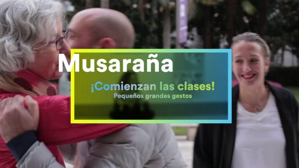 comienzanlasclases_musarana_profesores y estudiantes_docentes_educathyssen