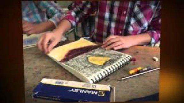 pintura extrema - video - musarana - profesores y estudiantes - educathyssen