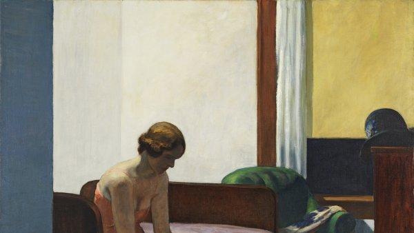 Variaciones de la habitación de Hopper