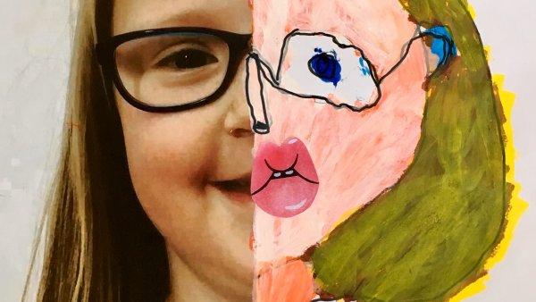 Un taller sobre el retrato