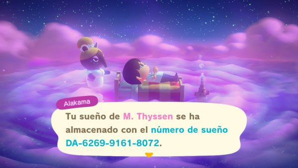 El Thyssen en Animal Crossing