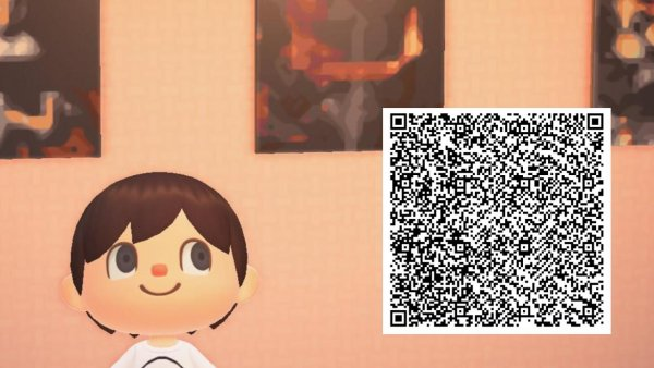 QR Animal Crossing